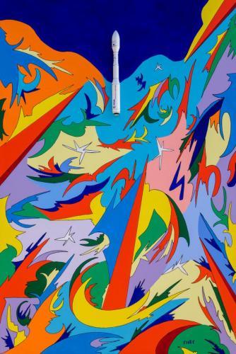 """Alla conquista dello spazio: Omaggio all'Avio"""", 2020"""